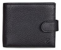 ECCO Jos Flap Wallet w tab (BLACK)