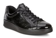 ECCO Soft 4 SneakerECCO Soft 4 Sneaker in BLACK (01001)