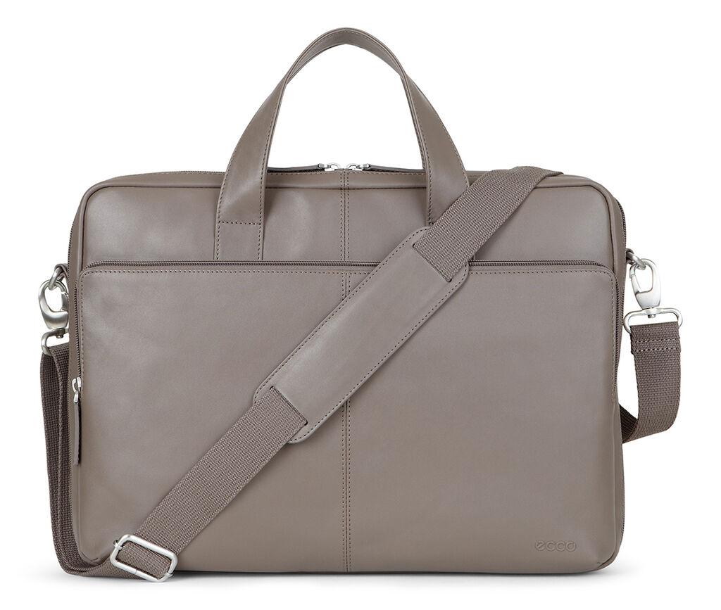 ECCO Foley Laptop Bag (STONE)