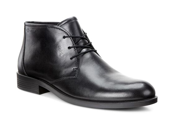 ECCO Harold GTX Boot (BLACK)