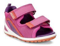 ECCO BIOM Lite Infants Sandal (BEETROOT/BEETROOT/IMPERIAL PURPLE)