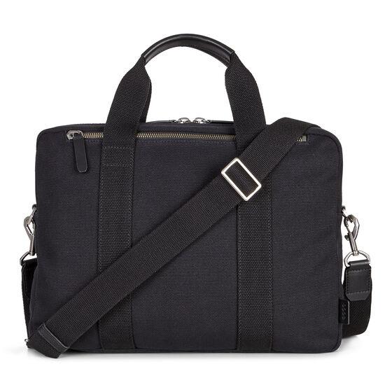 ECCO Kasan Laptop Bag (BLACK)