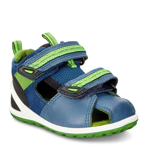 ECCO BIOM Lite Infants Sandal (POSEIDON/MEADOW)