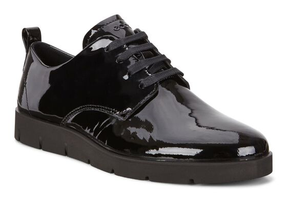 ECCO Bella Oxford Lacé (BLACK)