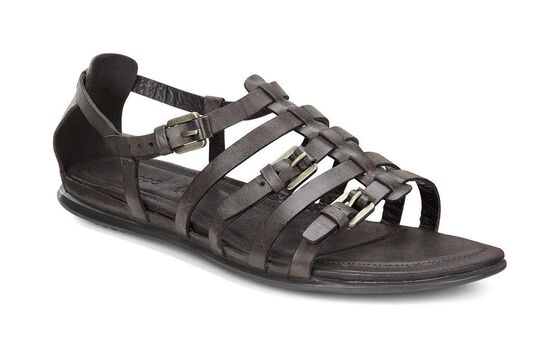 ECCO Touch Sandal (COFFEE)