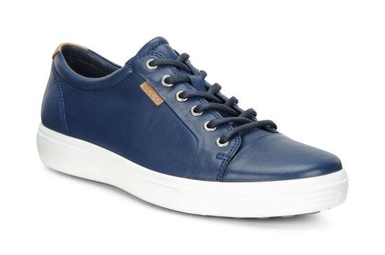 Sneaker ECCO Soft 7 pour hommes (TRUE NAVY)
