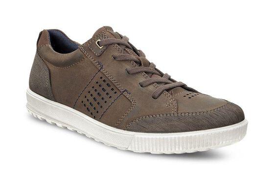 Chaussure lacée ECCO Ennio (COFFEE/CAMEL)