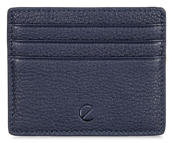 ECCO Jos Slim Card Case (NAVY)