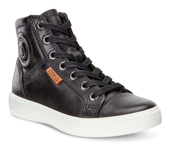 ECCO S7 Teen Jeune (BLACK)