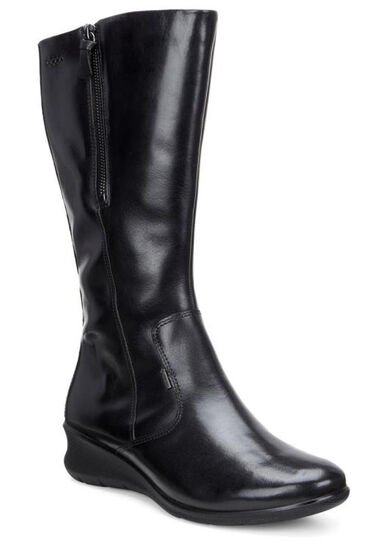ECCO Babett 45 GTX Tall Boot (BLACK)