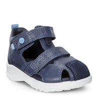 ECCO Peekaboo Sandal (MARINE/MARINE)