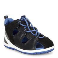 ECCO BIOM Lite Infants Sandal (BLACK/BLACK)