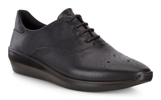 ECCO Incise Urban Oxford (BLACK)