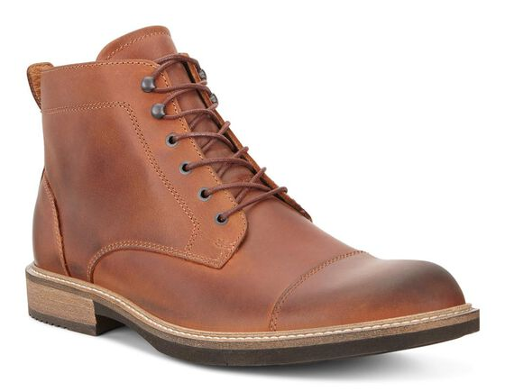 ECCO Kenton Vintage Boot (COGNAC LIGHT)