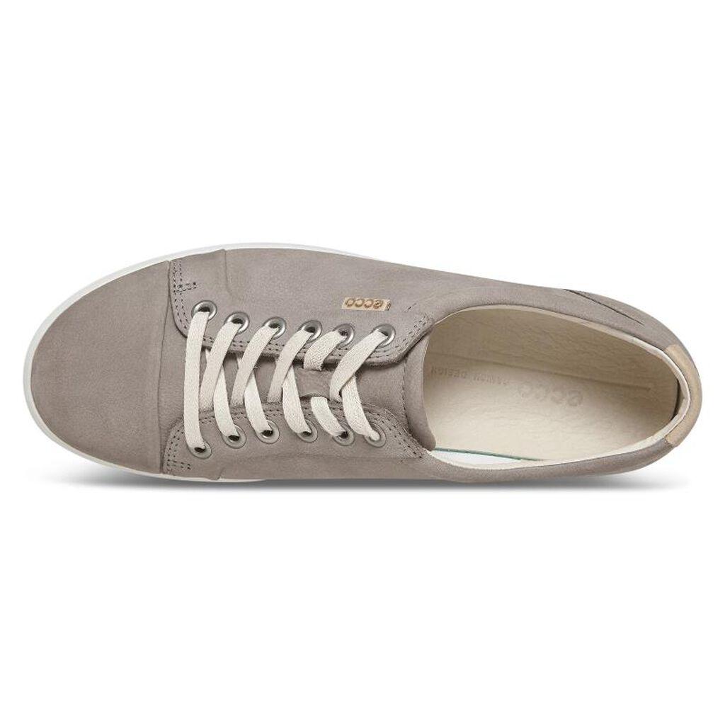 bd31c417ebcb ... ECCO Womens Soft 7 SneakerECCO Womens Soft 7 Sneaker WARM GREY (02375)  ...