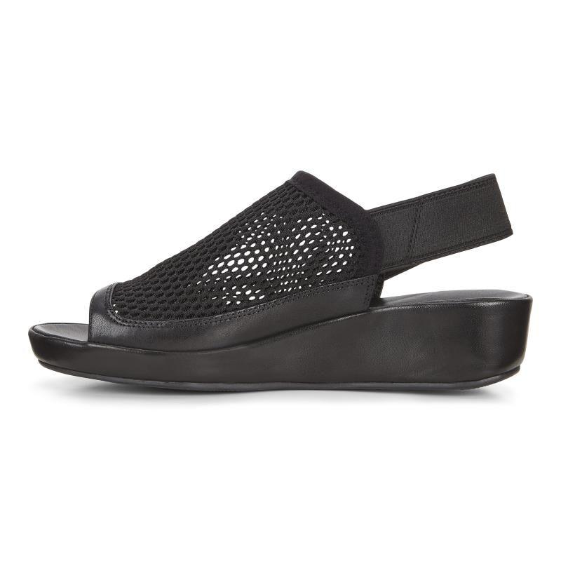 ... ECCO Tabora 45 SandalECCO Tabora 45 Sandal BLACK/BLACK (51052) ...