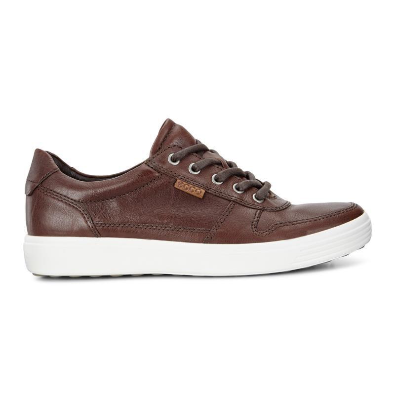 Les Hommes Doux 1 Hommes Ecco Haute Sneaker fBoQVCc