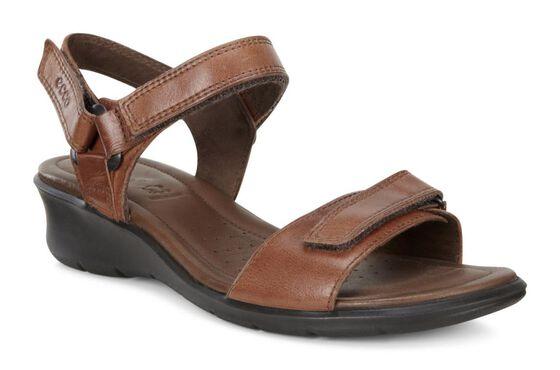 Sandale à lanière ECCO Felicia (MAHOGANY)