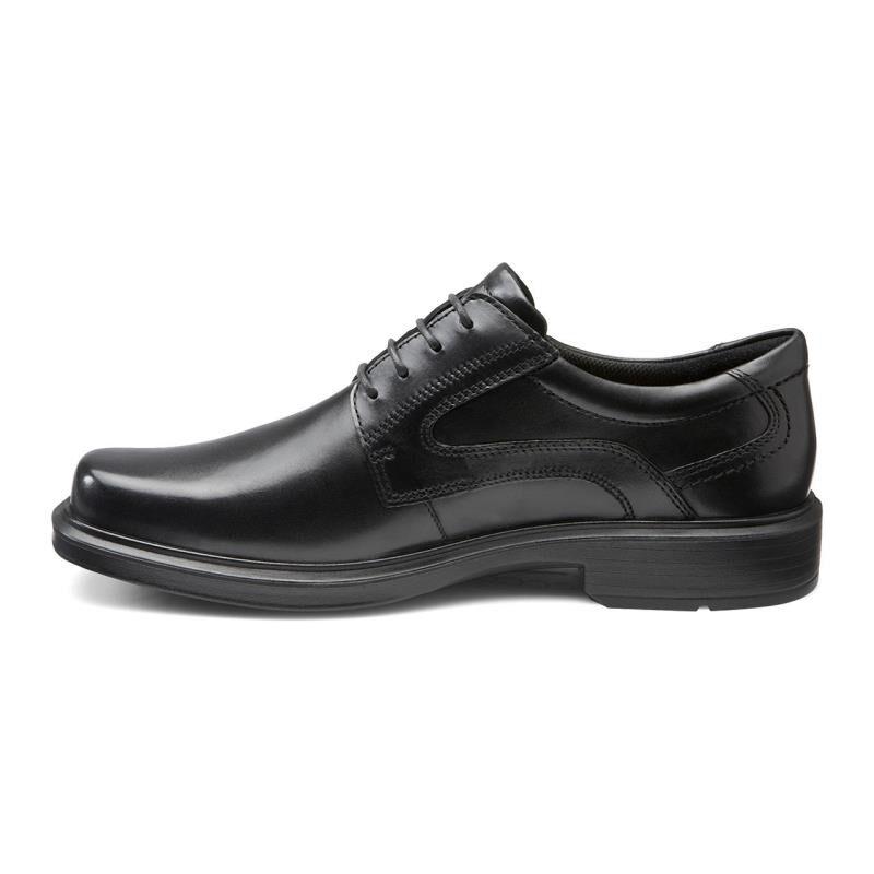 050144 Helsinki, Chaussures à lacets homme, Noir (black00101), 39Ecco