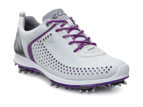 ECCO Womens BIOM G 2 (CONCRETE/IMPERIAL PURPLE)