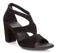 ECCO Shape 65 Block SandalECCO Shape 65 Block Sandal in BLACK (05001)