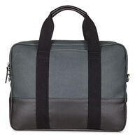 ECCO Palle Laptop Bag (GREEN GABLES/BLACK)