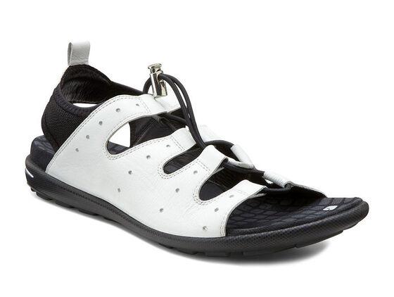 Sandale ECCO Jab Toggle (WHITE/BLACK)