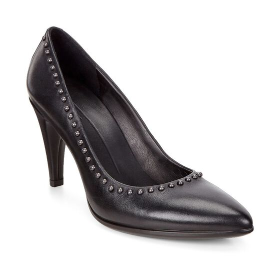 ECCO Shape 75 Rivet Pump (BLACK)