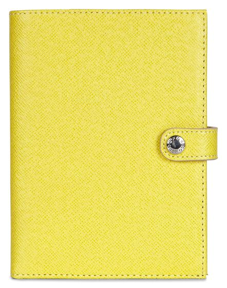 ECCO Iola Passport Holder (LEMON)