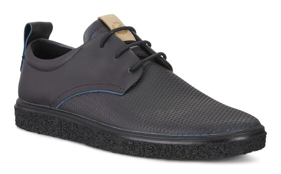 ECCO Crepetray Perf à lacets pour hommes (DYNASTY/DYNASTY)