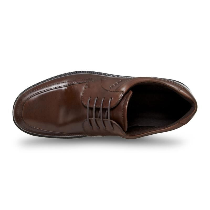 ... ECCO Inglewood TieECCO Inglewood Tie COCOA BROWN (01482) ...