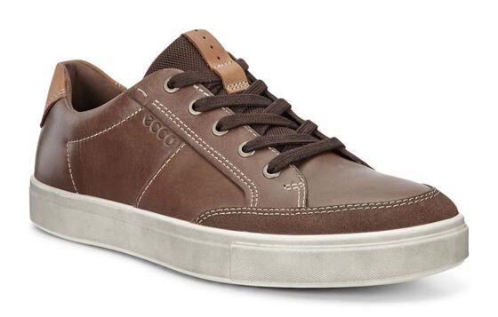 ECCO Kyle Classic Sneaker (COCOA BROWN/COCOA BROWN)