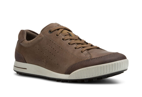 ECCO Mens Golf Street Retro (BIRCH/COFFEE)
