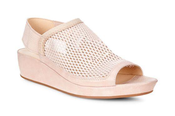 ECCO Tabora 45 Sandal (ROSE DUST/ROSE DUST)
