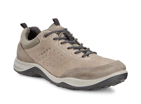 ECCO Mens Espinho Low (WARM GREY/STONE)