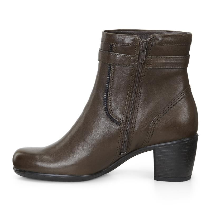 ... ECCO Touch 55 BootieECCO Touch 55 Bootie TARMAC (02543) ...