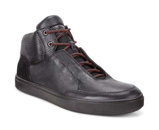 ECCO Kyle Street Boot (BLACK/BLACK)