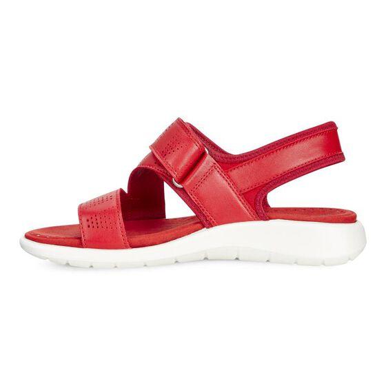 sandale ecco soft 5 lanire croisesandale ecco soft 5 lanire croise tomatotomato