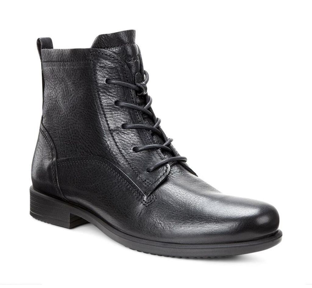 75dbbe38c2ad ECCO Touch 25 Lace BootECCO Touch 25 Lace Boot BLACK (02001) ...