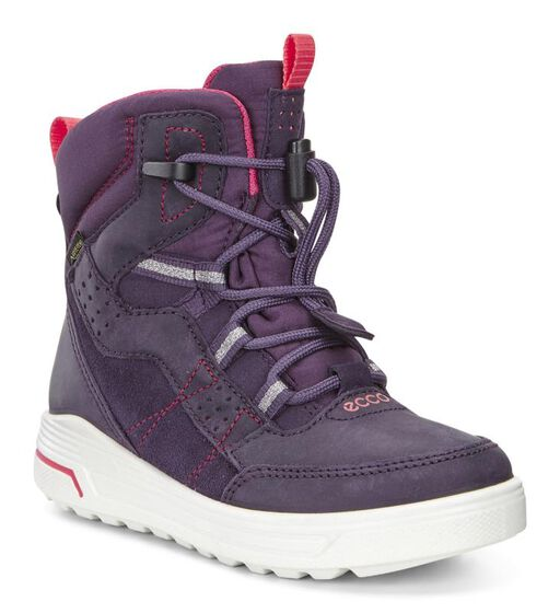 Botte ECCO Urban Snowboarder GTX (NIGHT SHADE/NIGHT SHADE/MAUVE)