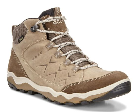 ECCO ULTERRA W Outdoor Mid/Hig (BIRCH/NAVAJO BROWN)