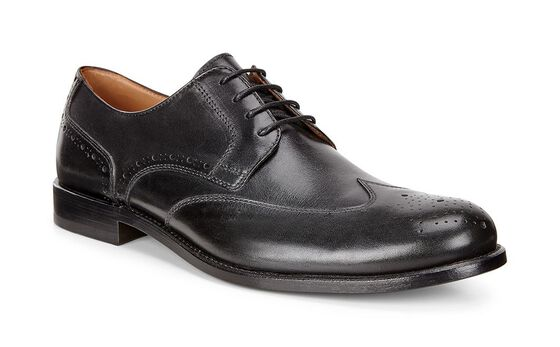 "ECCO London Wing Tip Tie (""COMPONENT RING"")"