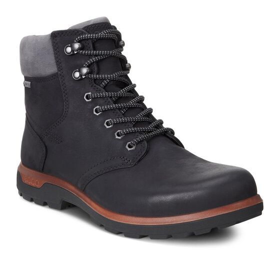 ECCO Whistler GTX High pour homme (BLACK/DARK SHADOW)