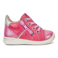 ECCO First SneakerECCO First Sneaker BEETROOT/BEETROOT/SILVER MET. (50818)