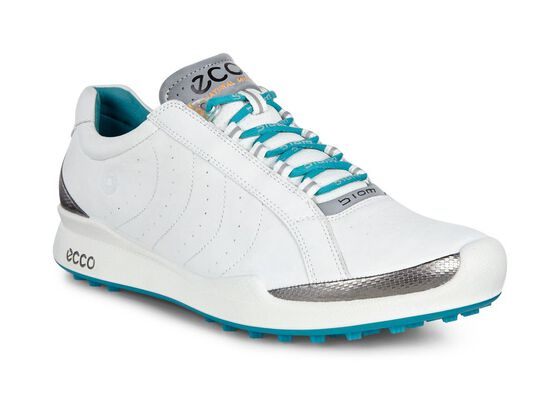 ECCO Womens BIOM Hybrid HM II (WHITE/CAPRI BREEZE)