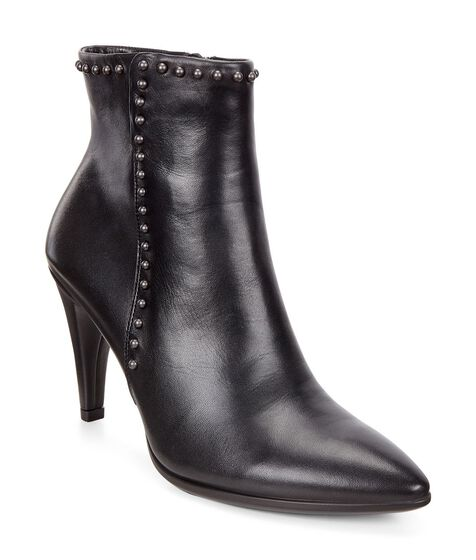 ECCO Shape 75 Rivet Boot (BLACK)