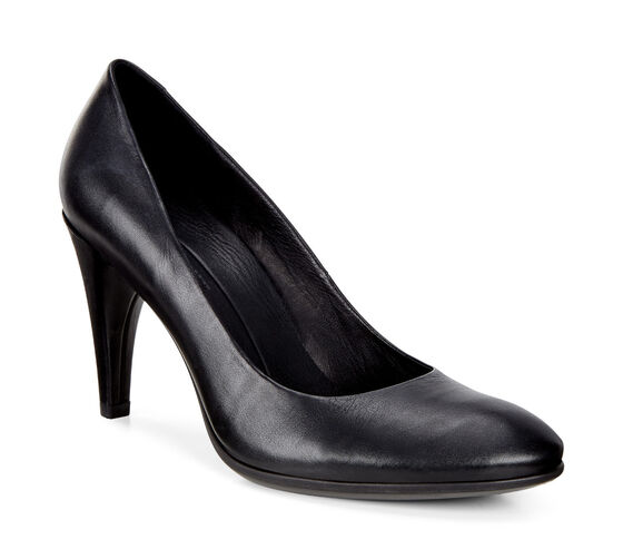 ECCO Shape 75 Sleek Pump (BLACK)