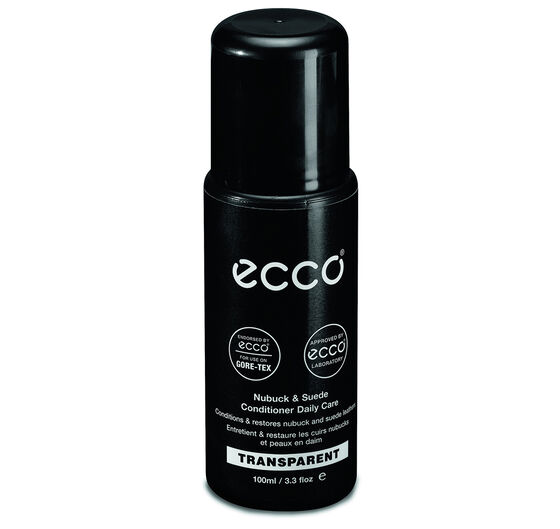 Conditionneur ECCO pour nubuck et suède (TRANSPARENT)