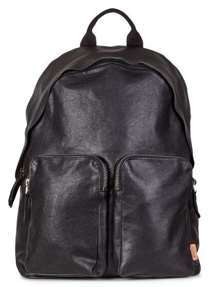 ECCO Casper Backpack (BLACK)