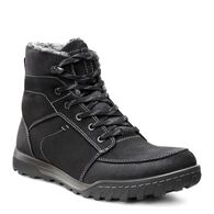 ECCO Mens Ontario Boot (BLACK/BLACK)